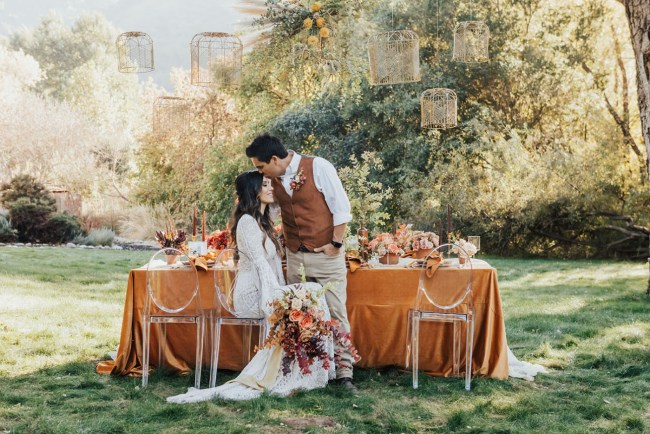 Boho Autumn Wedding Inspiration