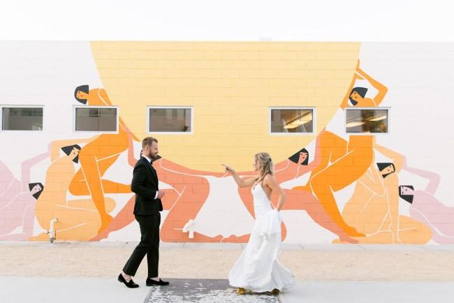 Ace Hotel Palm Springs Wedding