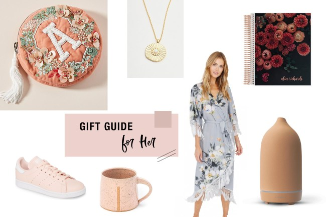 Gift Guide for Her 2019 Holidays