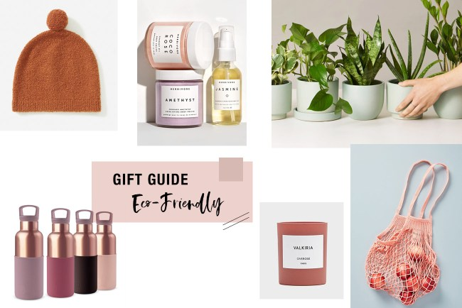 Sustainable Eco-Friendly Gift Guide 2019