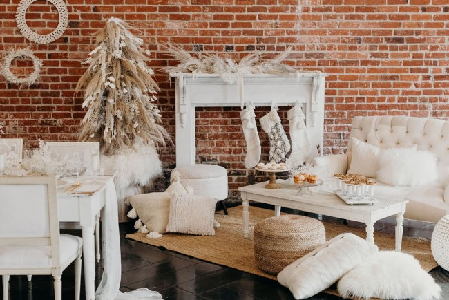 Boho Winter Wonderland Inspiration