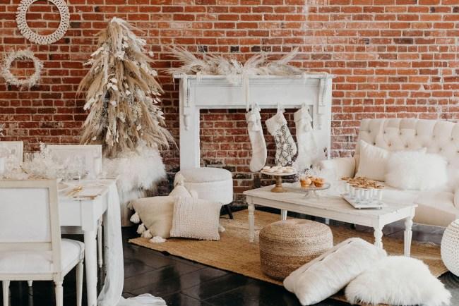 Boho Winter Wonderland Inspiration