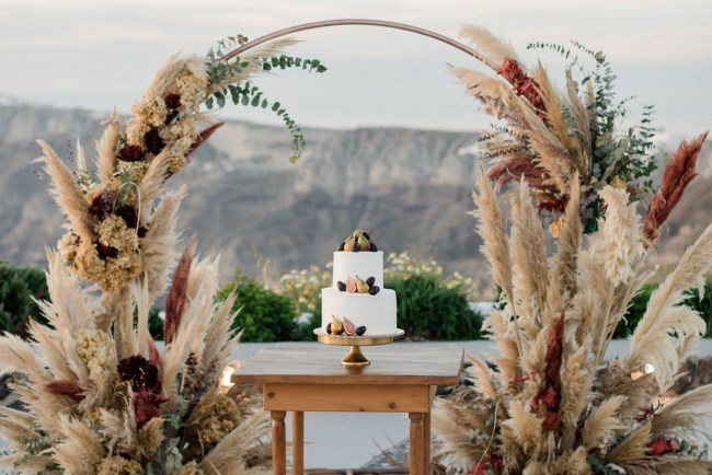 Top Wedding Cakes from 2019