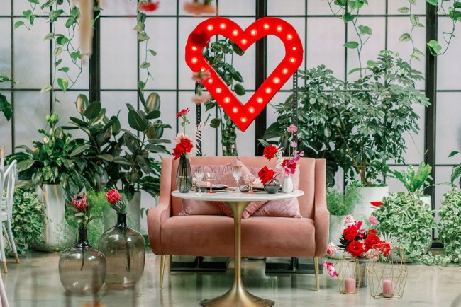 Pop Up Galentines Inspiration