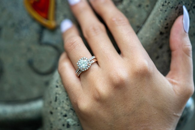 Modern Gents Trading Co. Engagement Ring