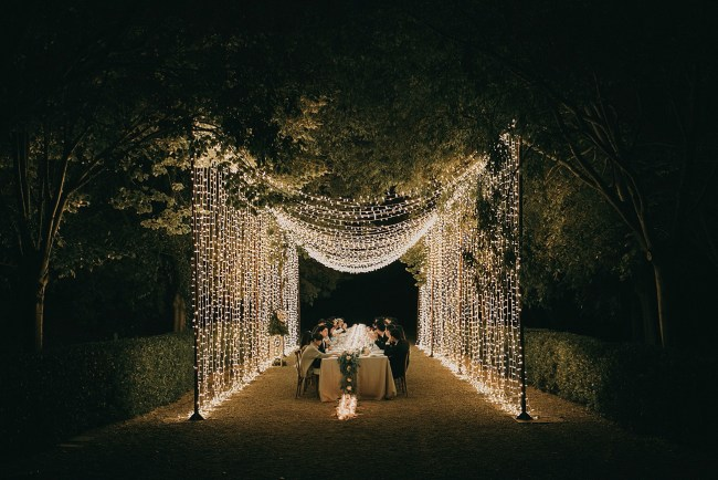twinkle lights for weddings