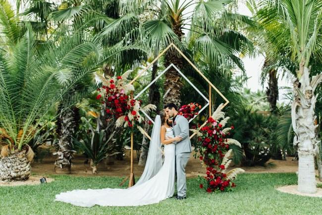 Modern Cabo Wedding