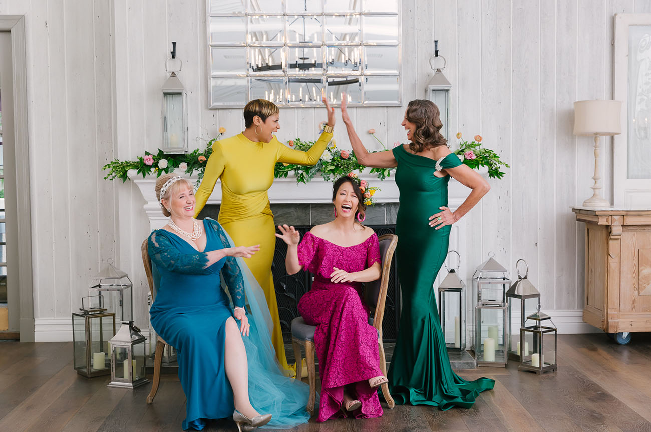 Choosing The Best Mother of the Bride Dress For Her Style