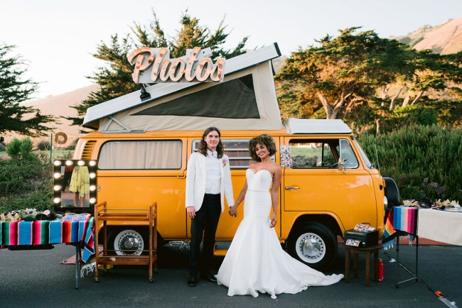Black Tie Big Sur Wedding