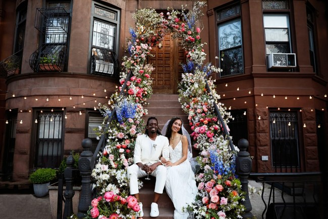 Elaine Welteroth Wedding