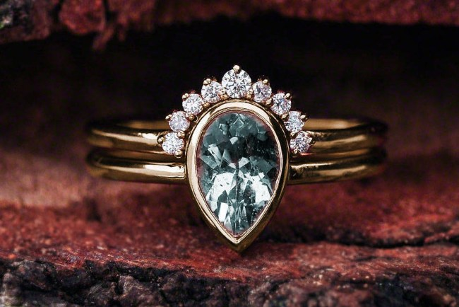 ethical and vintage engagement rings