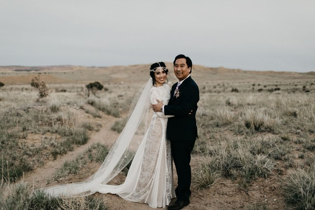 Ojito Wilderness Elopement