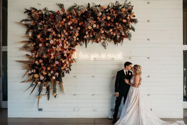 Texas Floral Dream Wedding