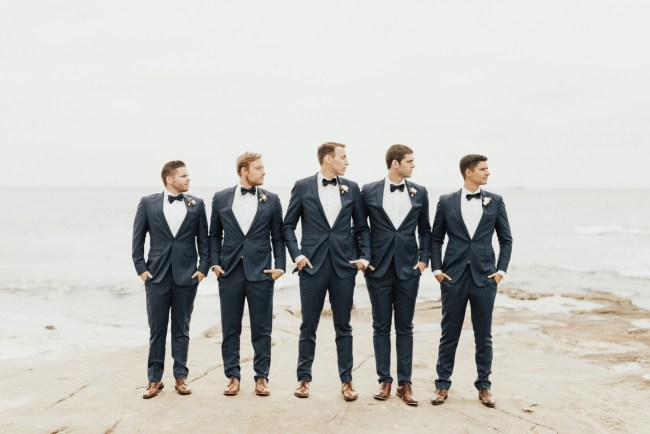 Men's Formalwear with Generation Tux