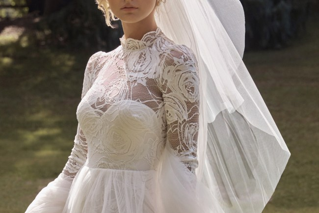 Grace Loves Lace New Wedding Dress Collection Elysian