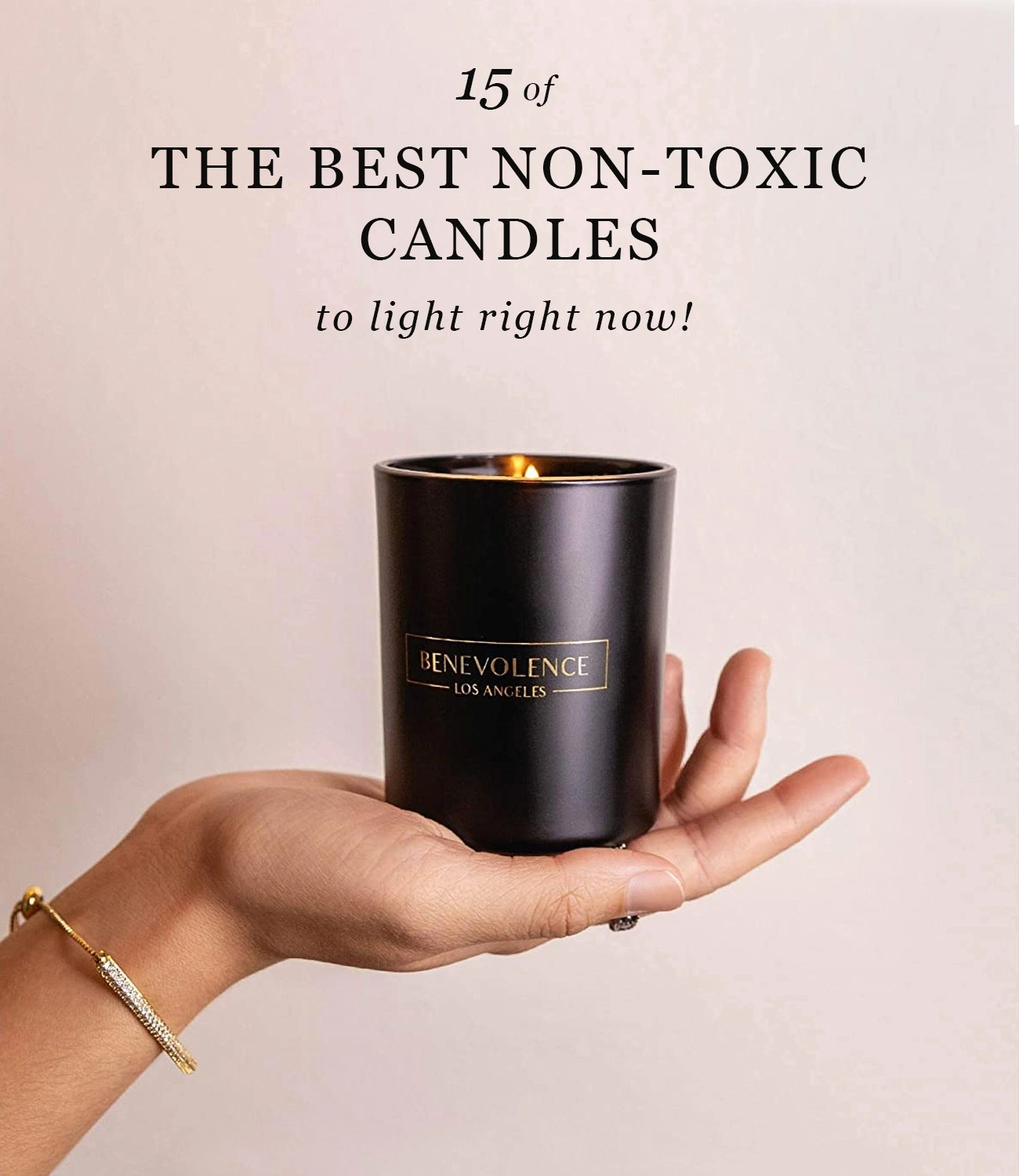The Best Non-Toxic Candles to Buy Now
