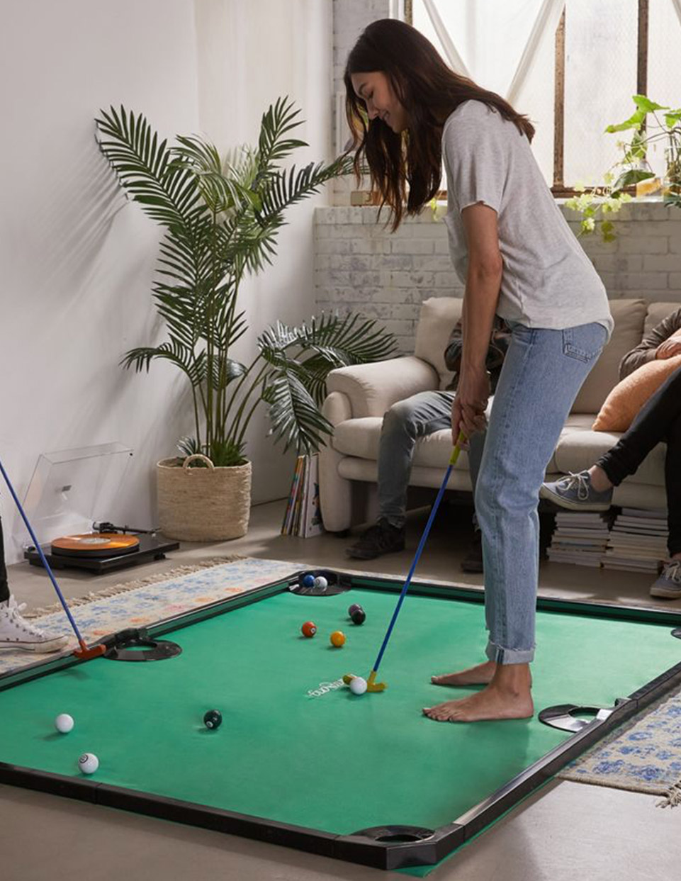 Mini Golf Pool Gift Idea