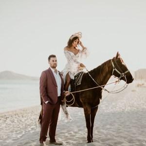 horseback riding destination wedding ideas