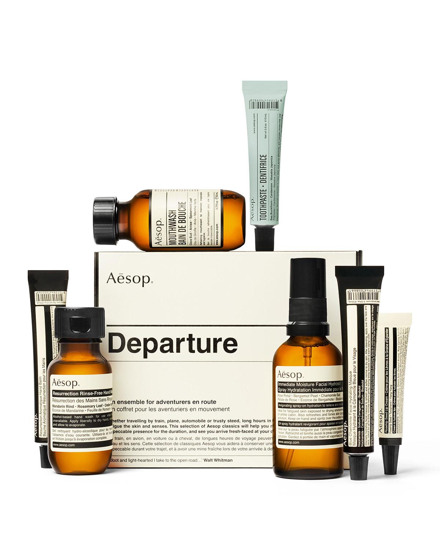 Departure Kit by Aesop Best Bridal Shower Gifts