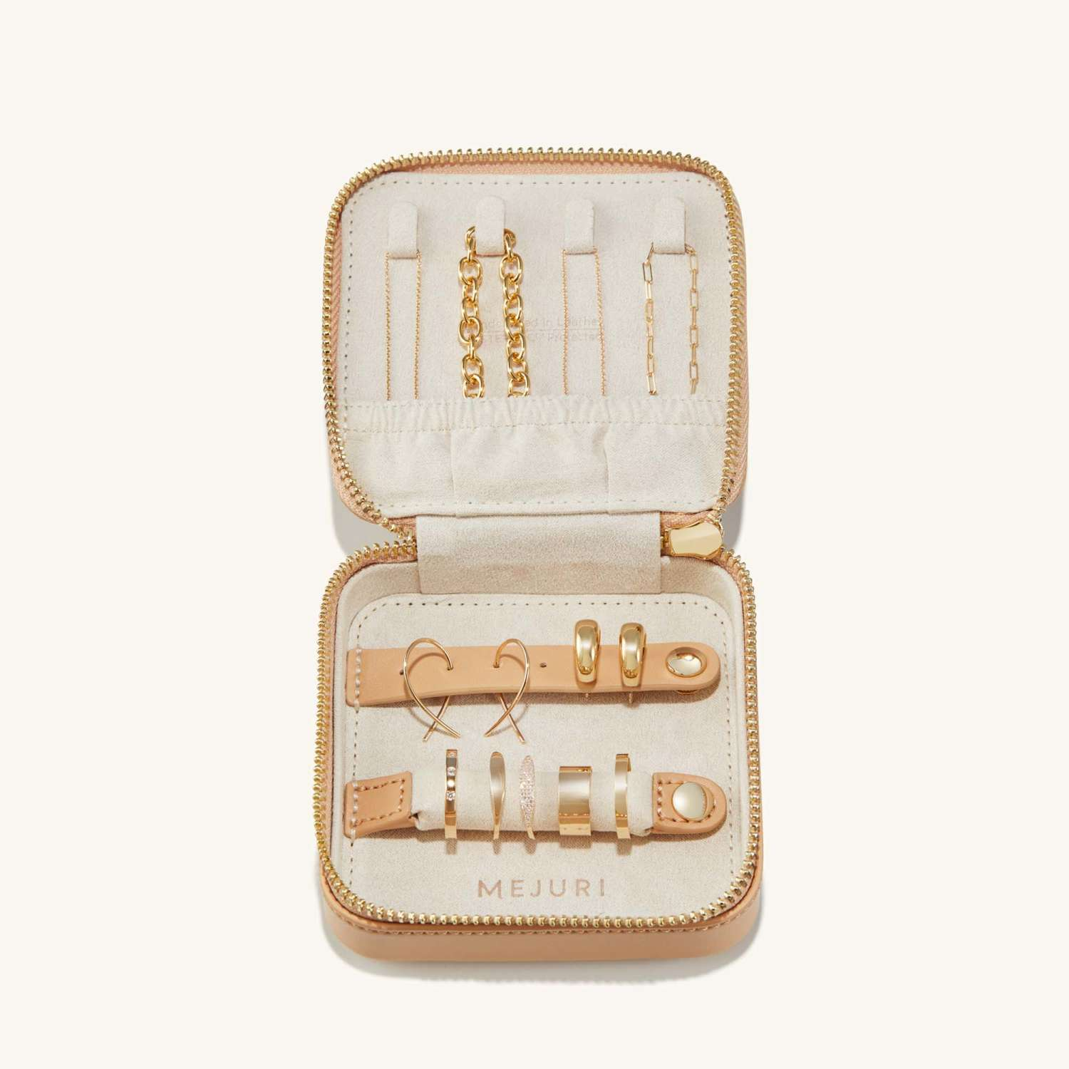 Monogrammed Travel Jewelry Case Mejuir Best Bridal Shower Gifts