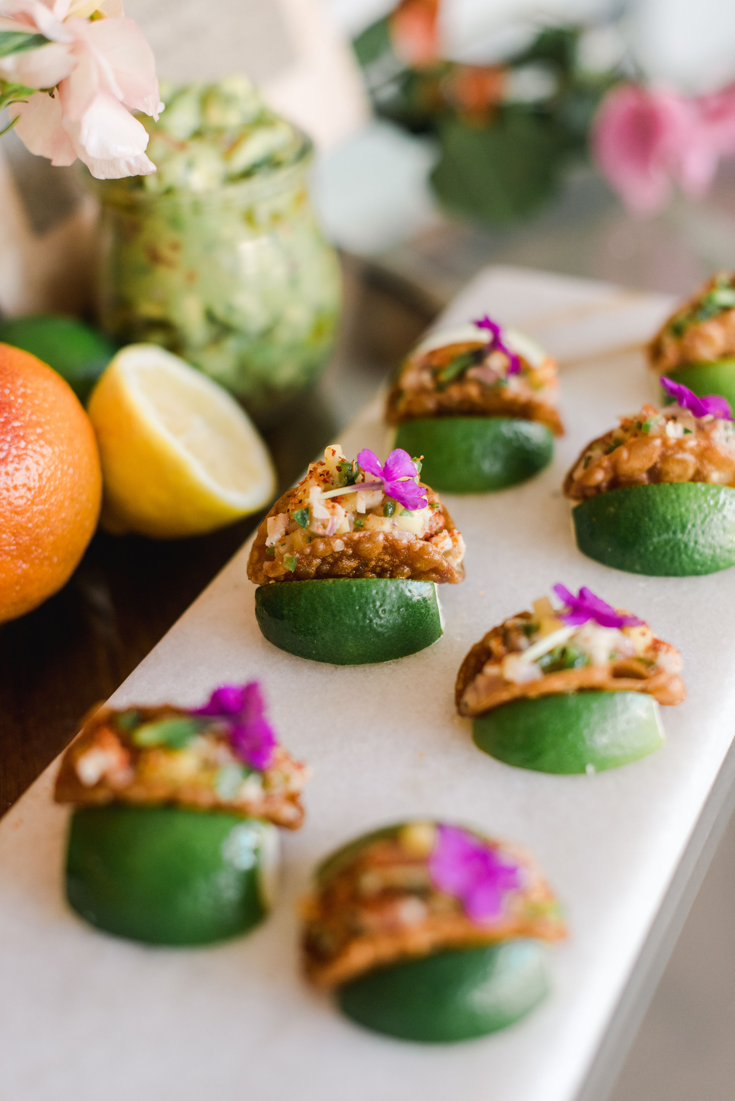 small bites for engagement party ideas