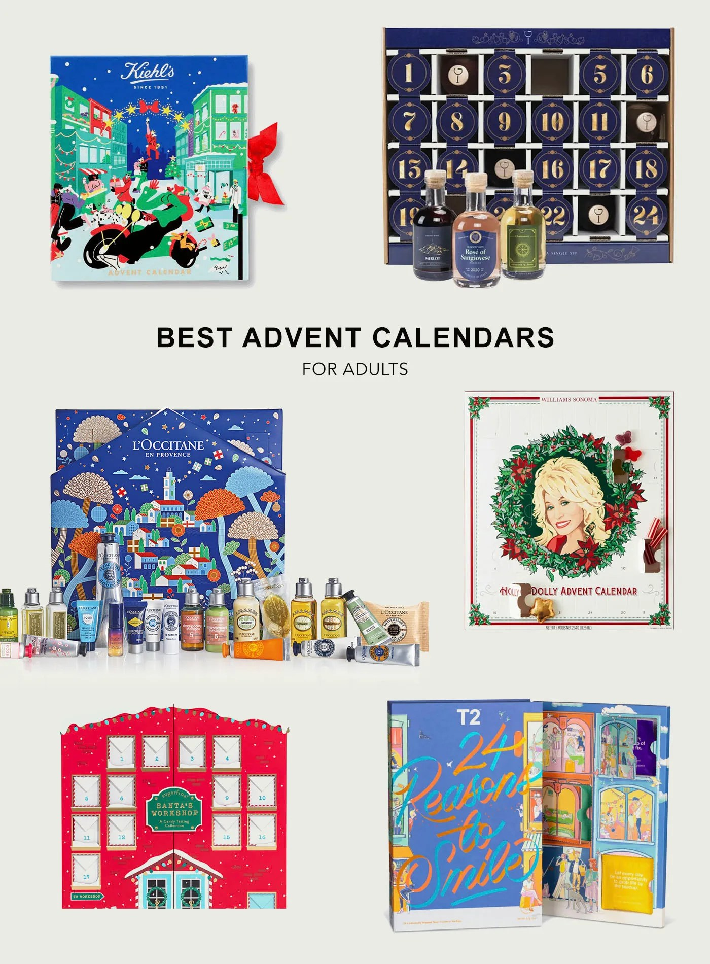 best advent calendars for adults in 2021 wine chocolate