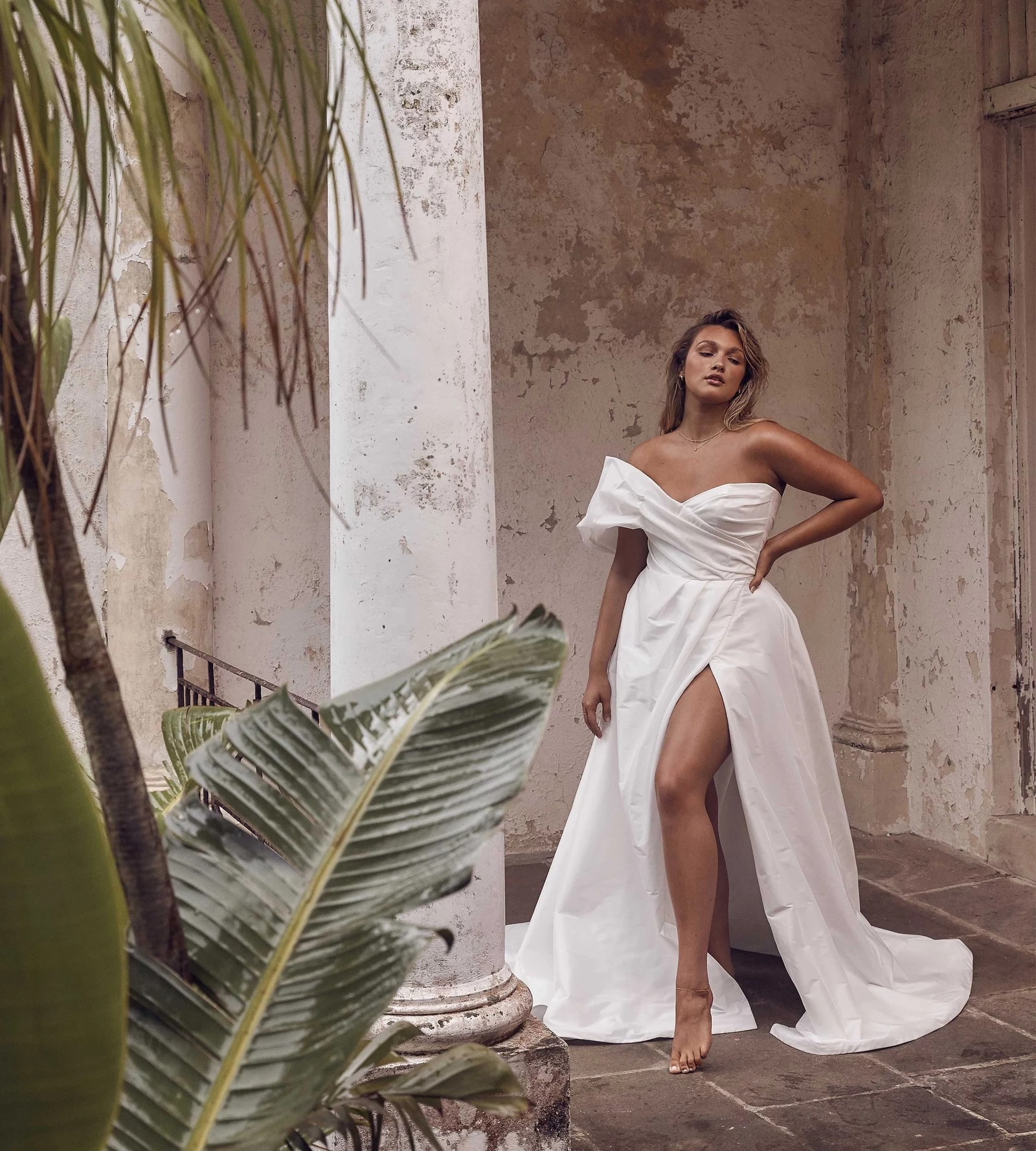 wedding dresses online from the Chosen by Kyha Untold Wonderland collection
