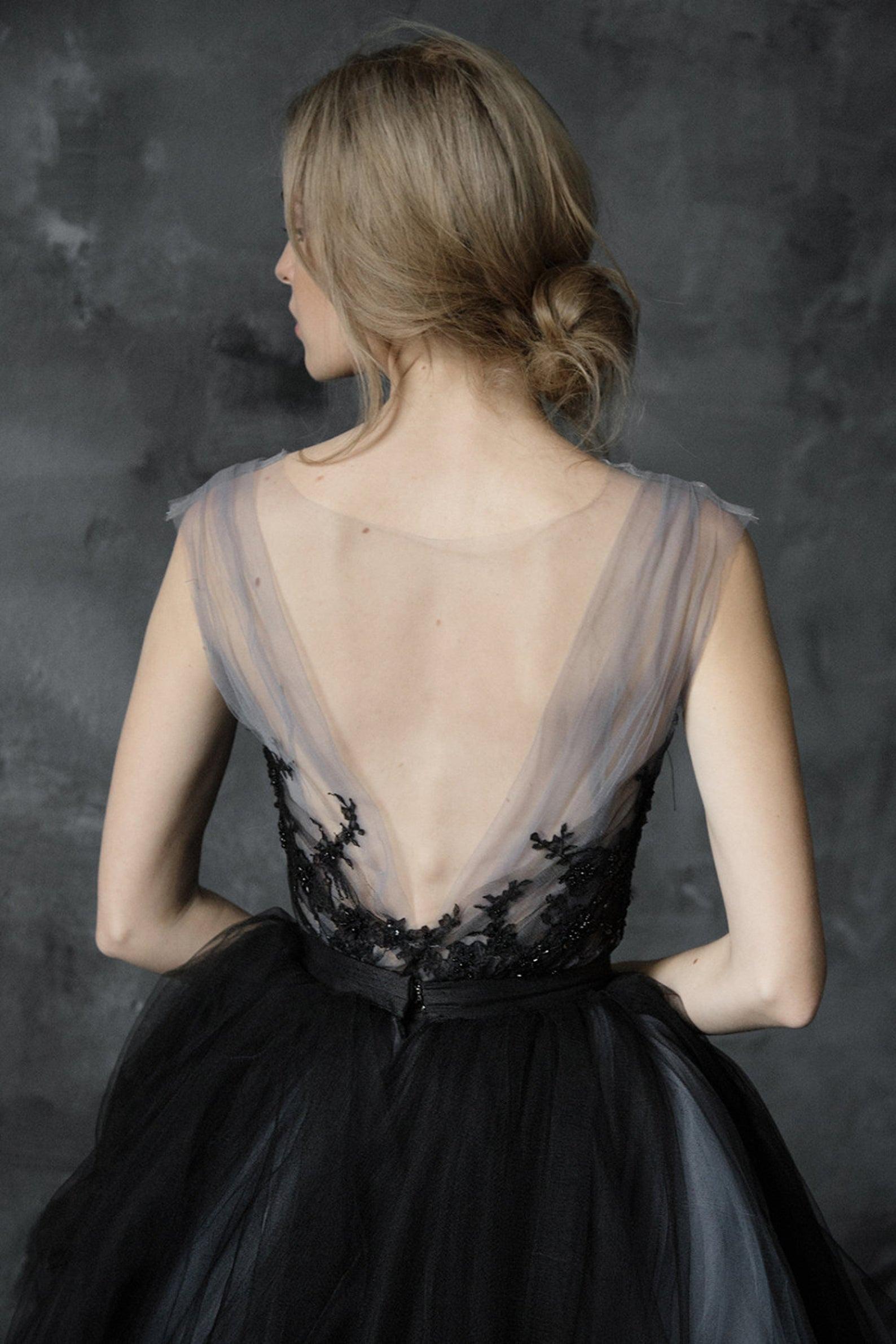 Mywony Bridal moody tulle online wedding dresses