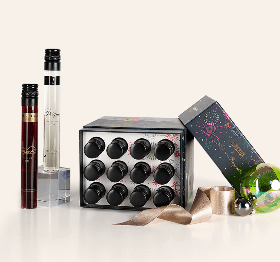 12 nights of wine advent calendar from vinebox