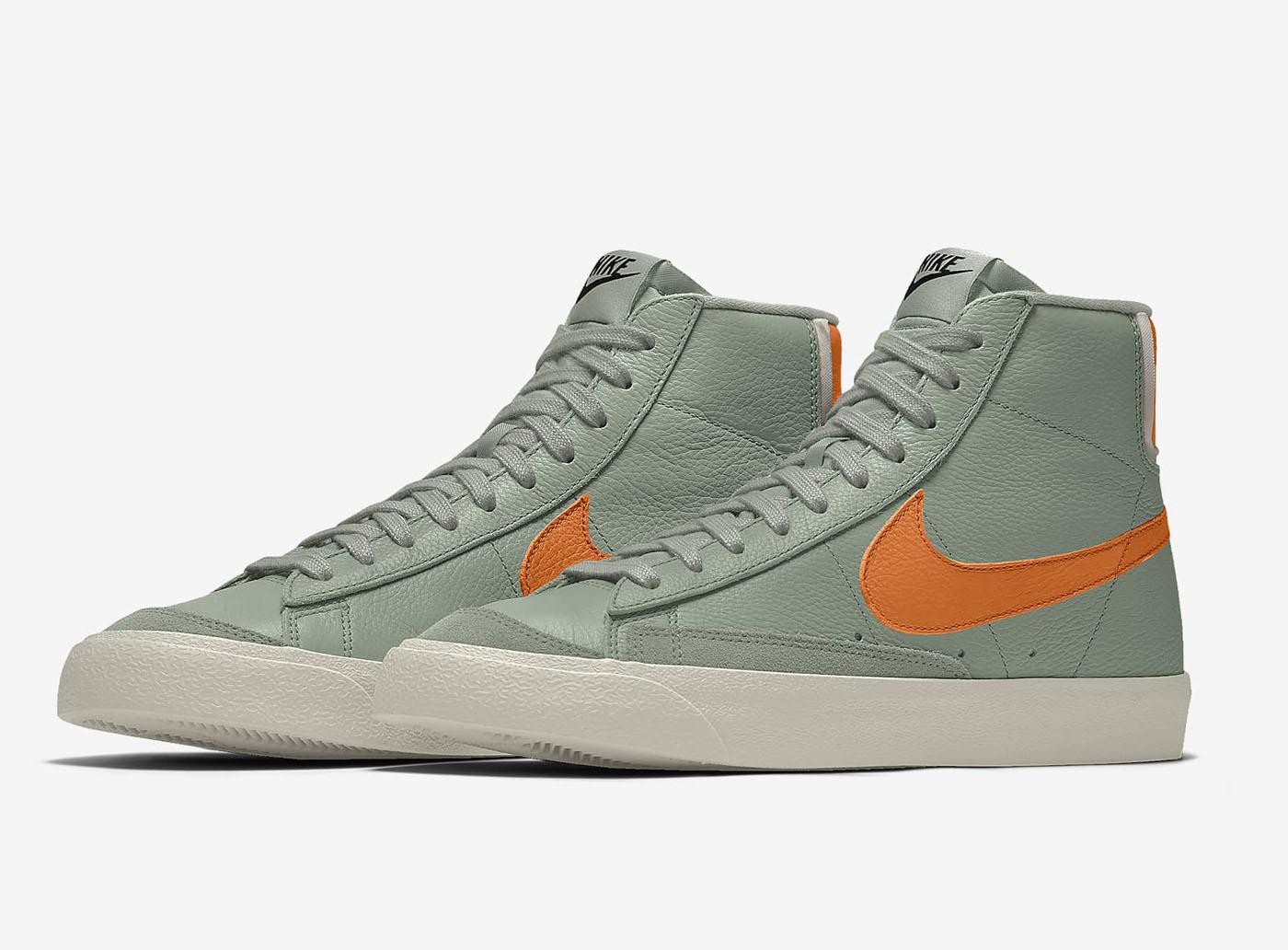 custom nike sneakers gift for him