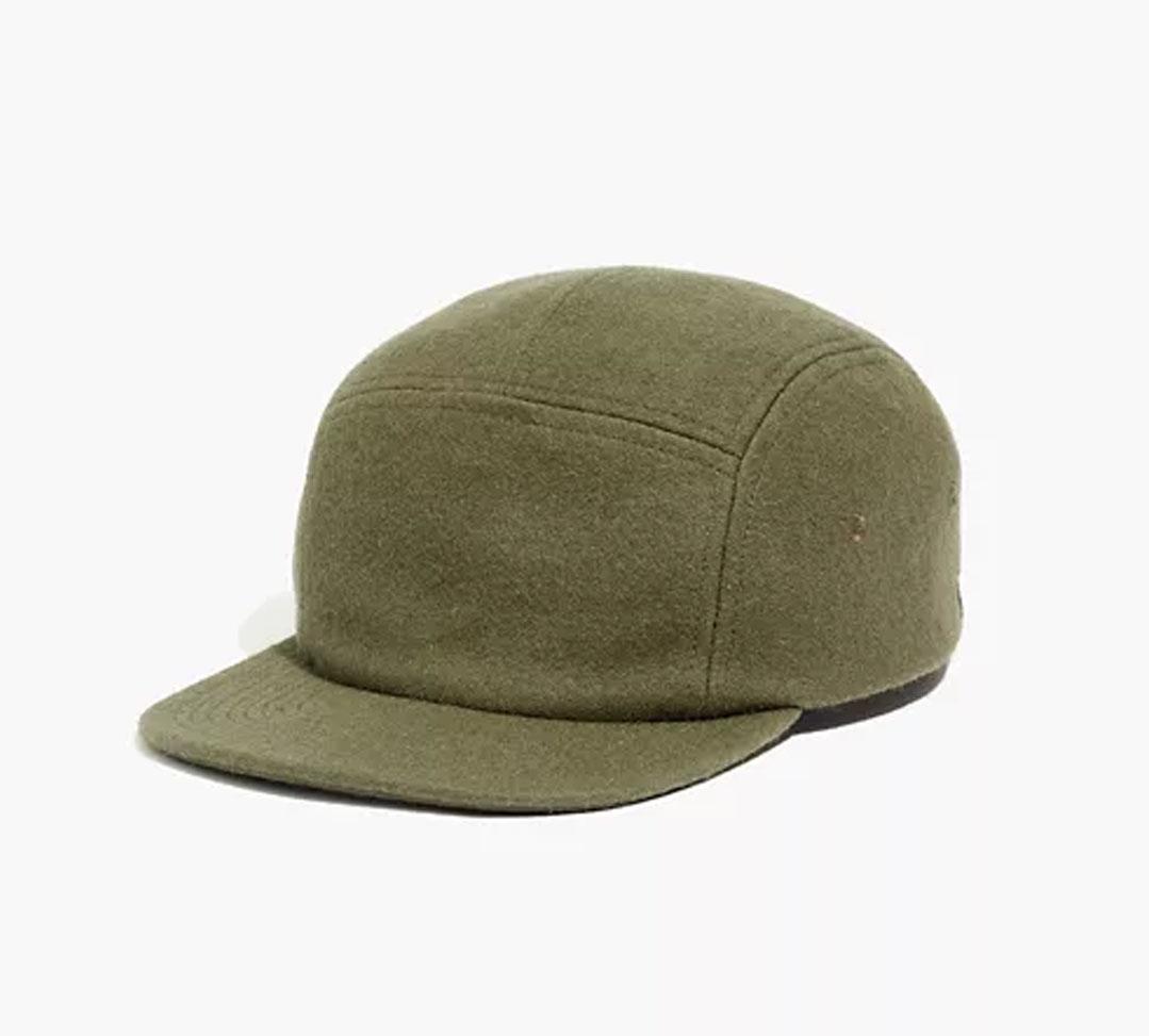 wool cap madewell