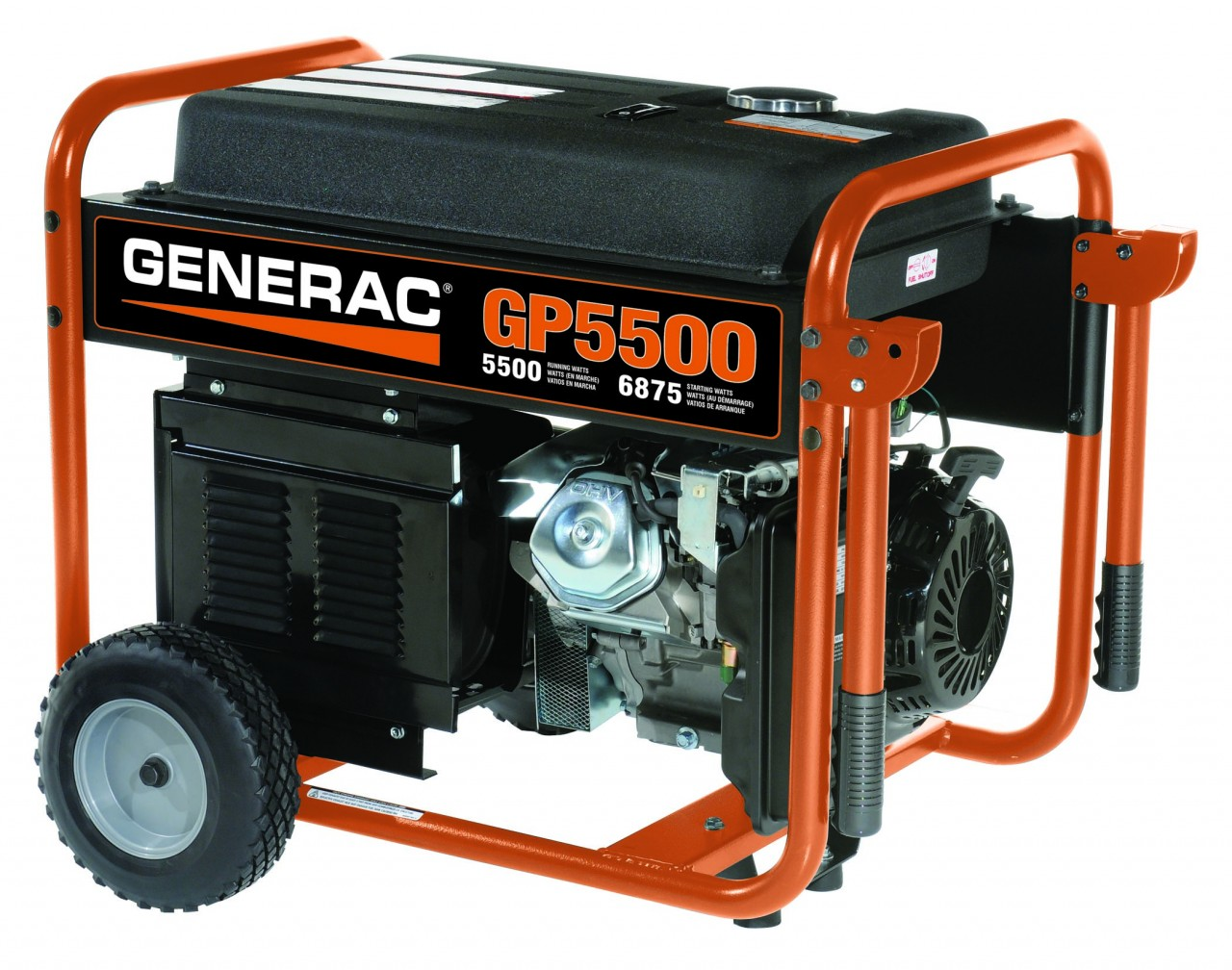 hight resolution of portable generator