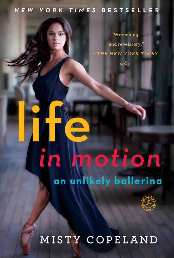 Ballerina Misty Copeland To Do Book Signing at GBA
