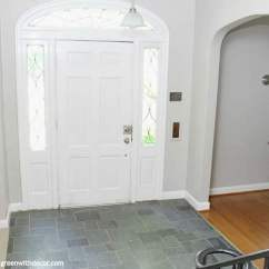 Wall Colors For Living Room With Black Furniture Quotes The Painted Foyer: Agreeable Gray - Green Decor