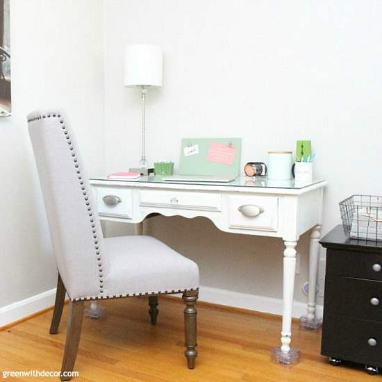 5 tips for setting up a comfortable home office  Green With Decor