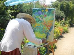 roland richardson en plein air