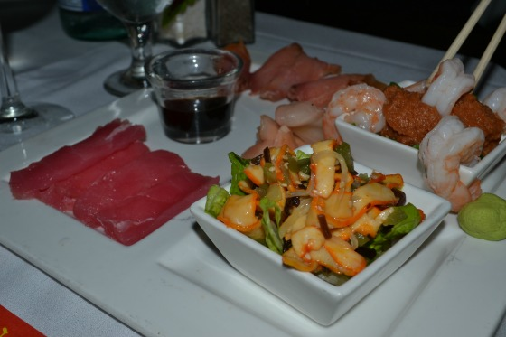 sashimi-stmartin-LeCottage-seafood