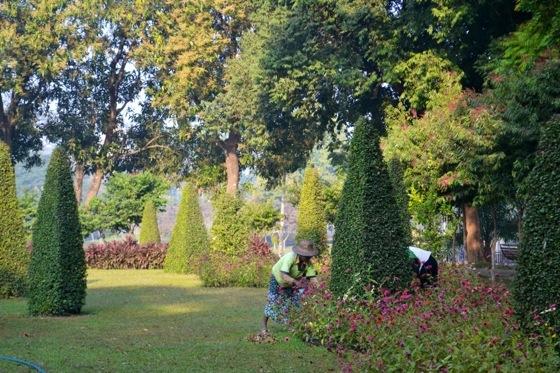 gardens burma travel