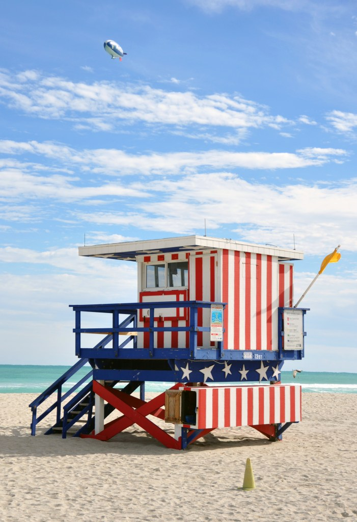 south beach walk america