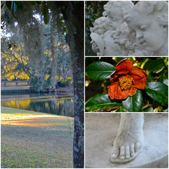 charleston-middleton-plantation-garden-collage