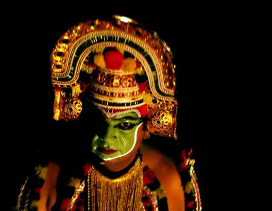 facial expressions of kathakali