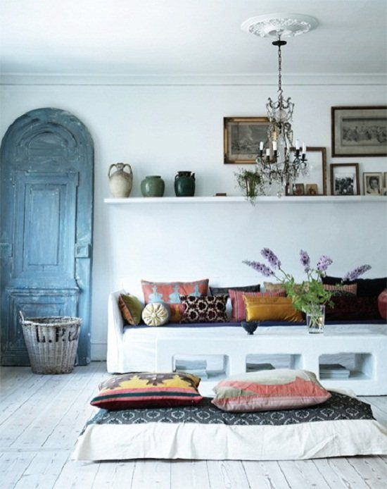 Global Decorating Style influenced by Morocco