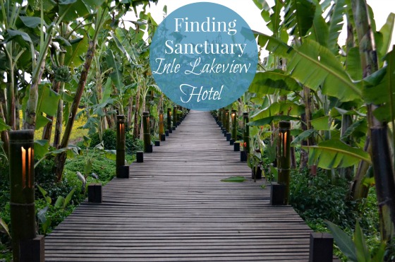 Finding sanctuary on Inle Lake