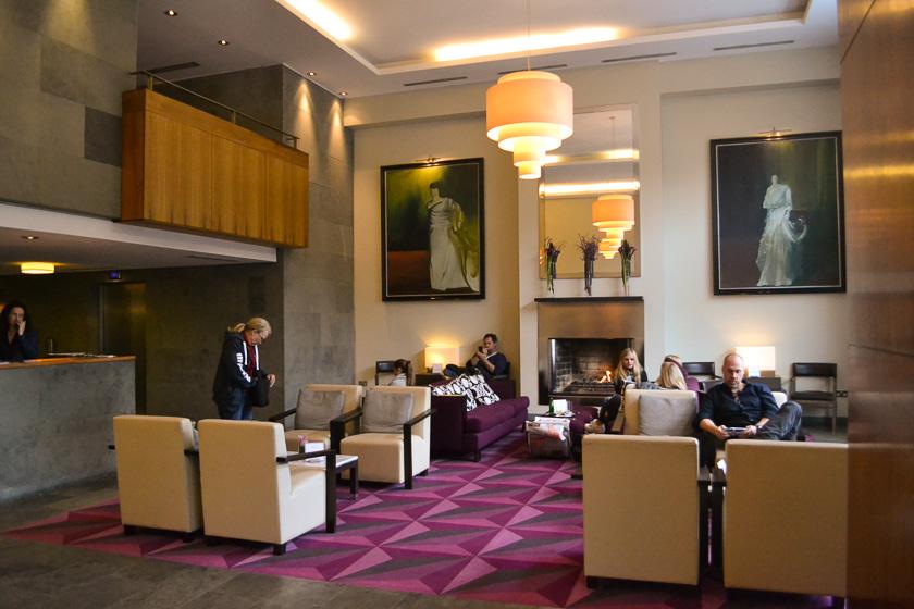 luxury location fitzwilliam hotel dublin