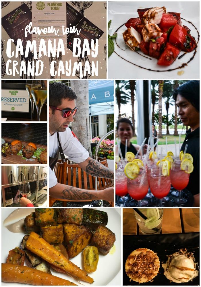 Camana Bay Flavor Tour Grand Cayman