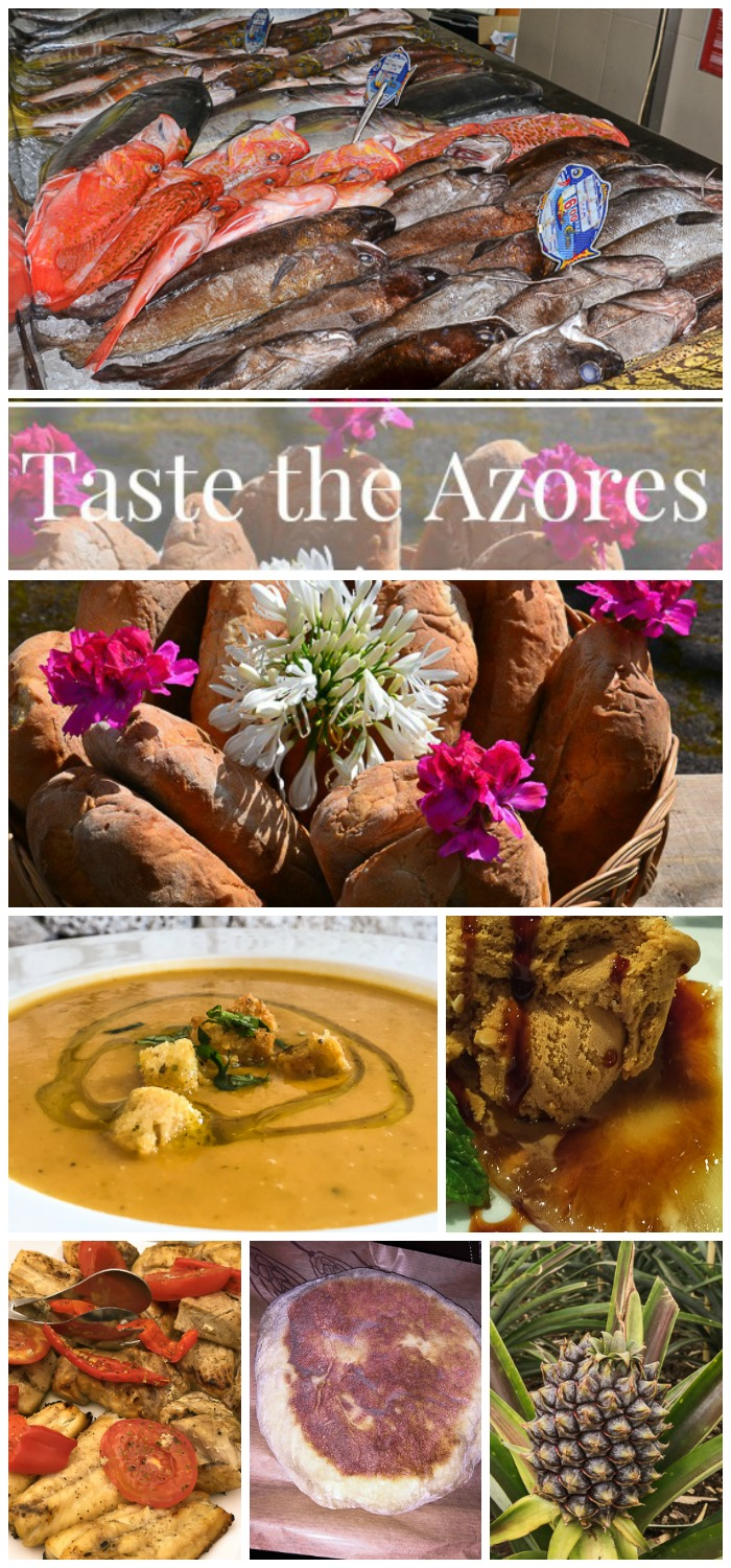 Flavors of the Azores come from the land