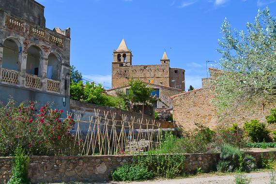 Madremanya in Catalonia, Spain