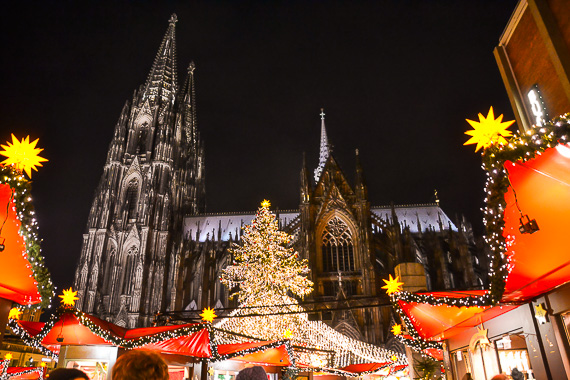 Cologne's Christmas Market