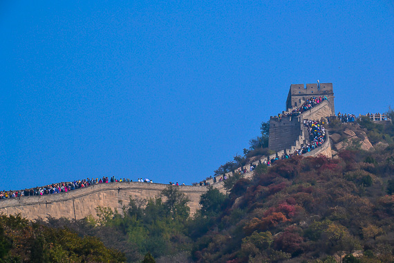 The Great Wall-Beijing