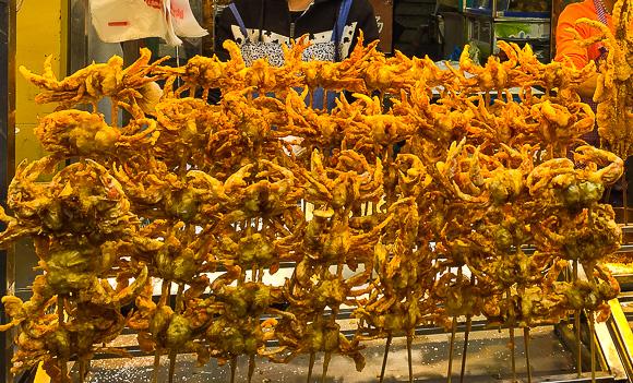 Street food in Xi'an